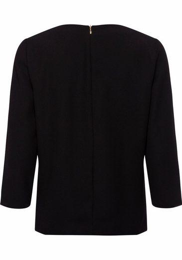 ESPRIT Collection Shirtbluse, mit Applikationen