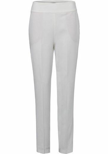 ESPRIT Collection Anzughose, mit Bügelfalten