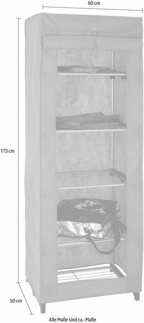 Garderoben Sets - HAKU Garderobenständer  - Onlineshop OTTO