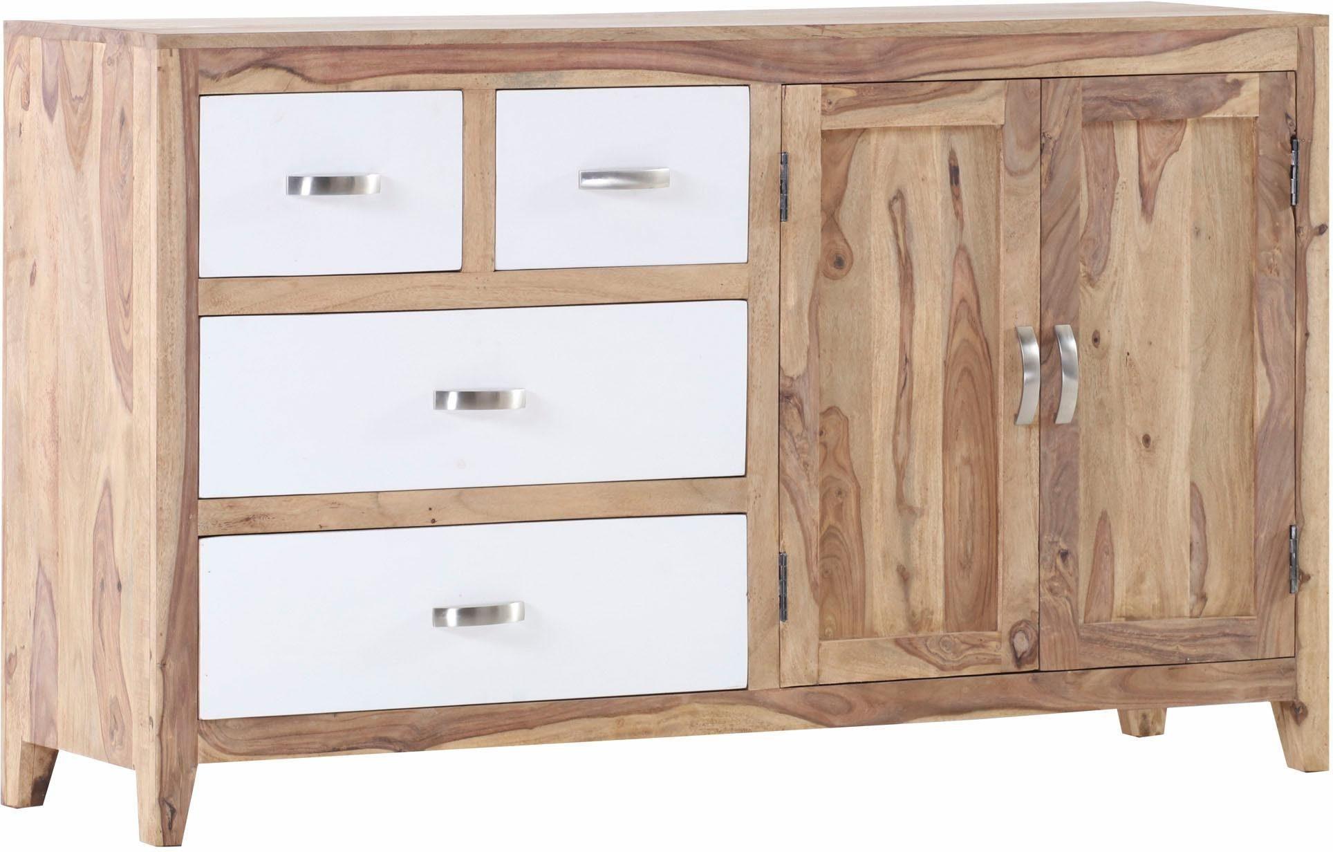 Gutmann Factory Sideboard, Breite 150 cmSideboard »Vienna« mit 2 Holztüren und 4 Schubladen, Breite 150 cm