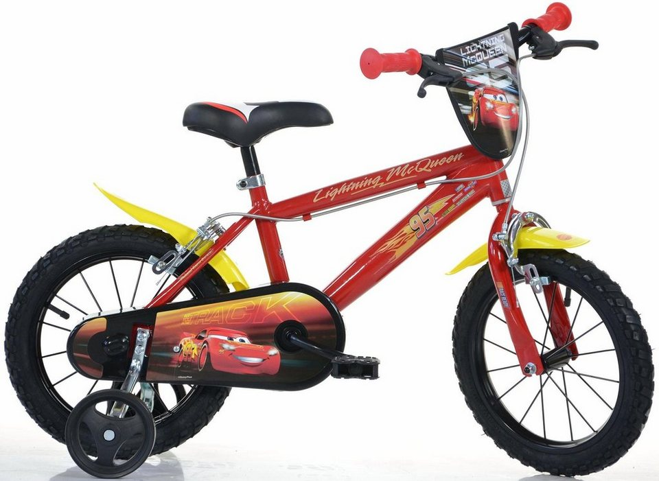 Dino Kinderfahrrad  Cars , 1 Gang online kaufen