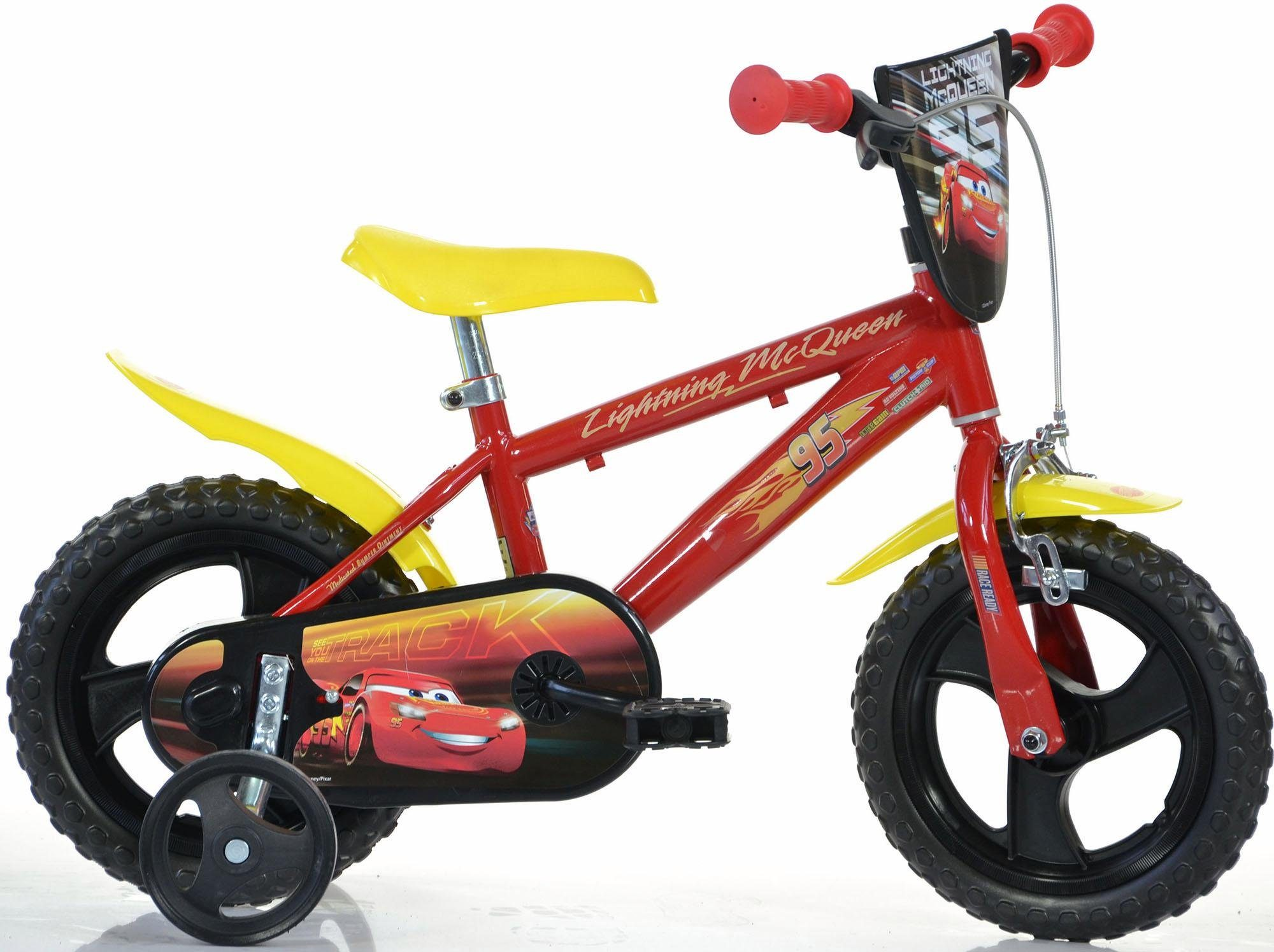 Dino Kinderfahrrad »Cars«, 1 Gang