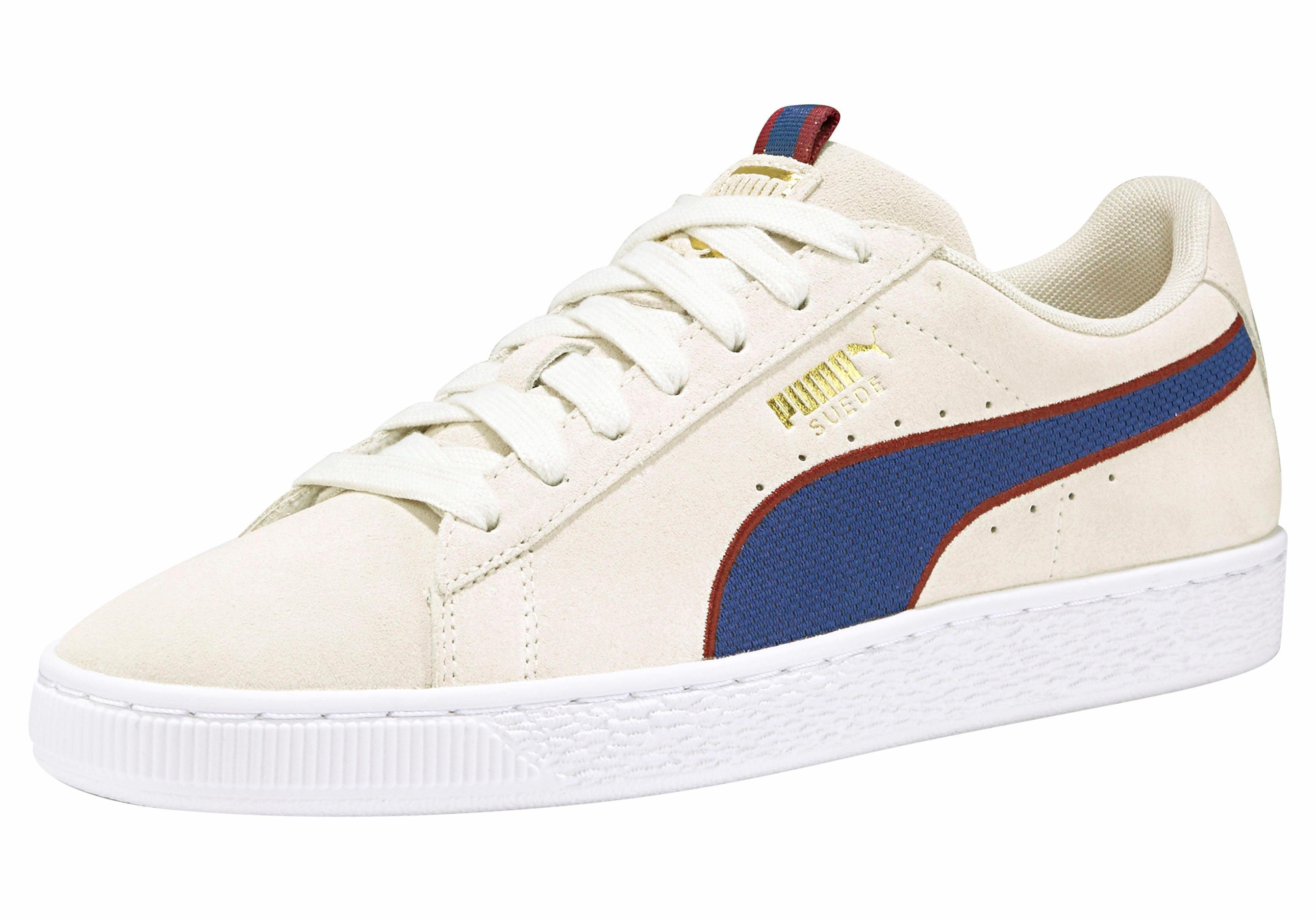 PUMA Suede Classic Sport Sneaker online kaufen  offwhite-blau