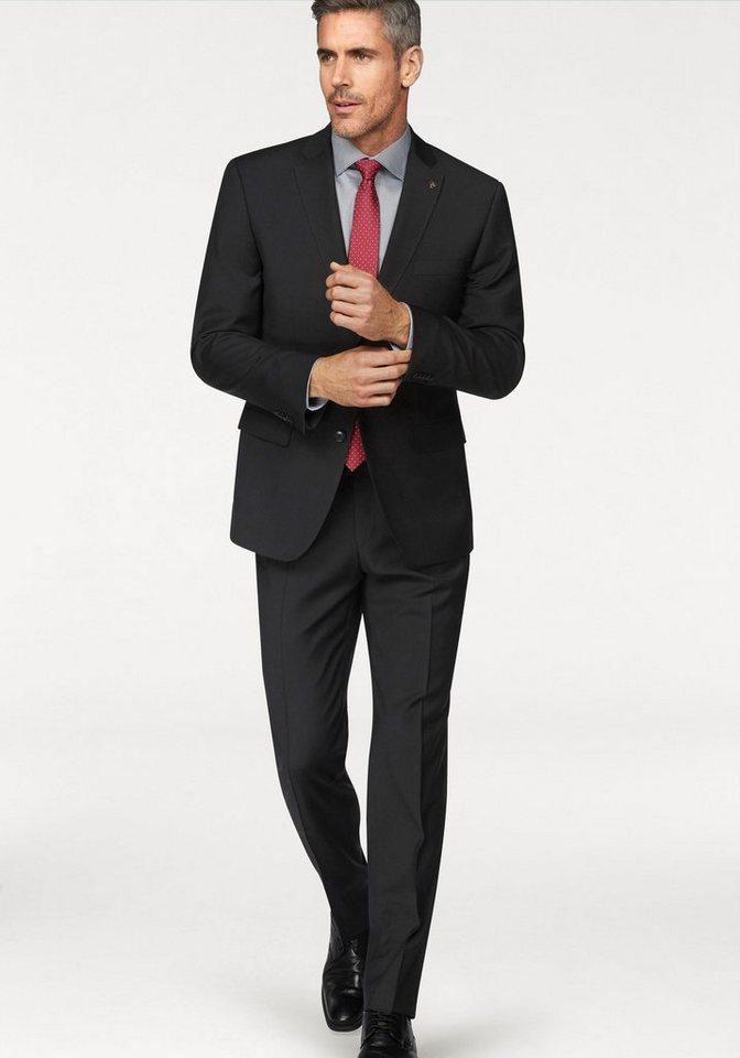 roy robson anzug shape fit shape fit form, aus reiner schurwolle  roy robson anzug shape fit shape fit form, aus reiner schurwolle