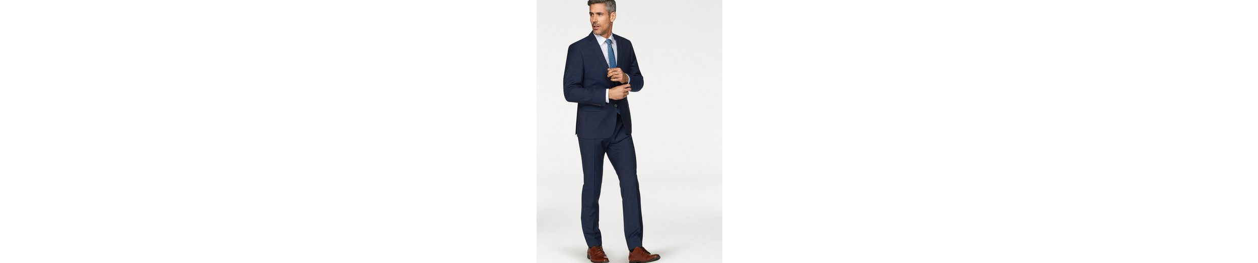 Roy Robson Baukastensakko, Slim Fit- Form