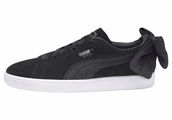 Sneaker Uprising« Puma »suede Puma »suede Bow wpzIXdxqI