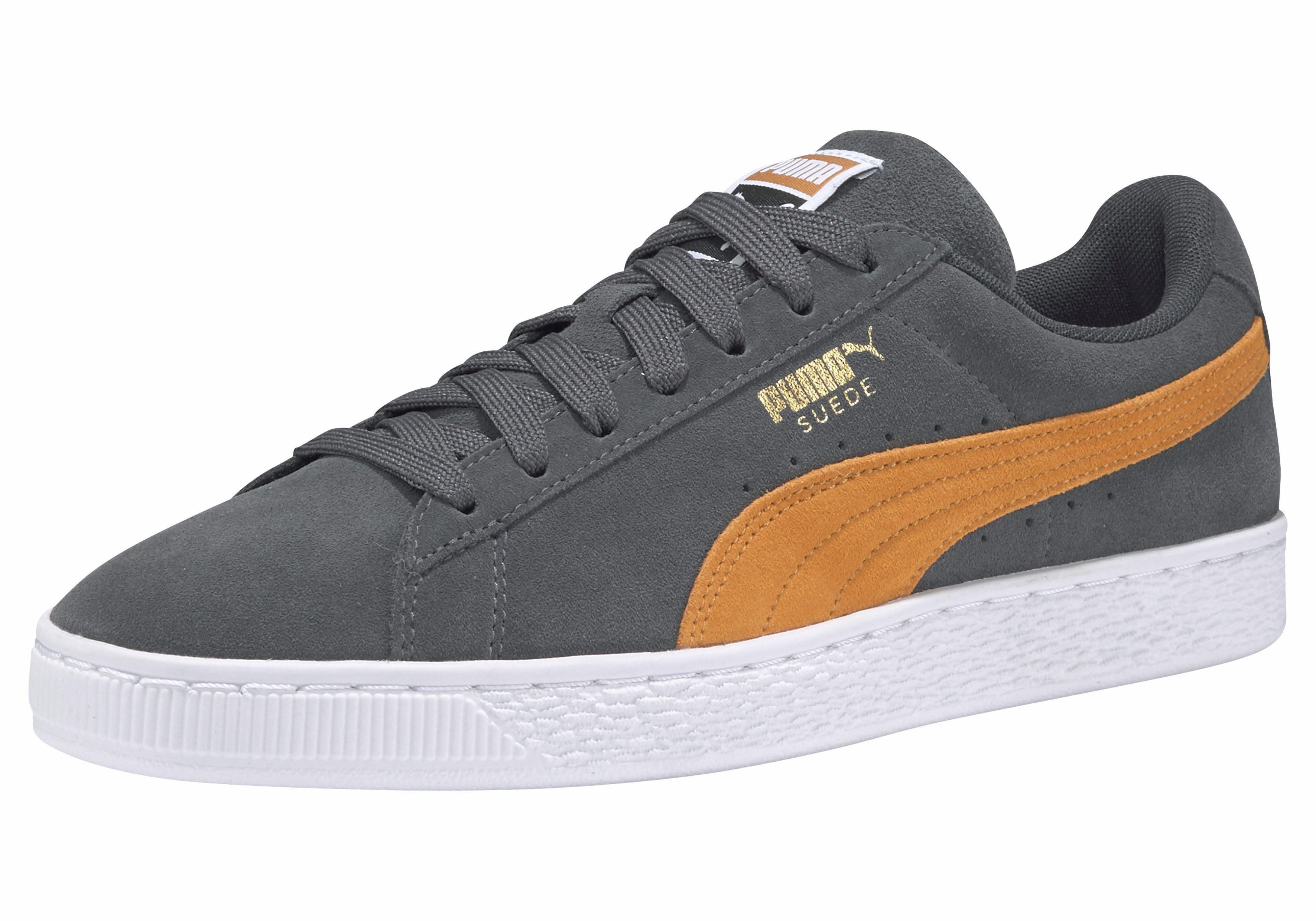 PUMA Suede Classic M Sneaker online kaufen  grau-ocker