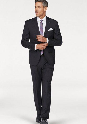 Roy Robson Anzug »Regular-fit« (2-tlg) Regular Fit- Form, aus reiner Schurwolle