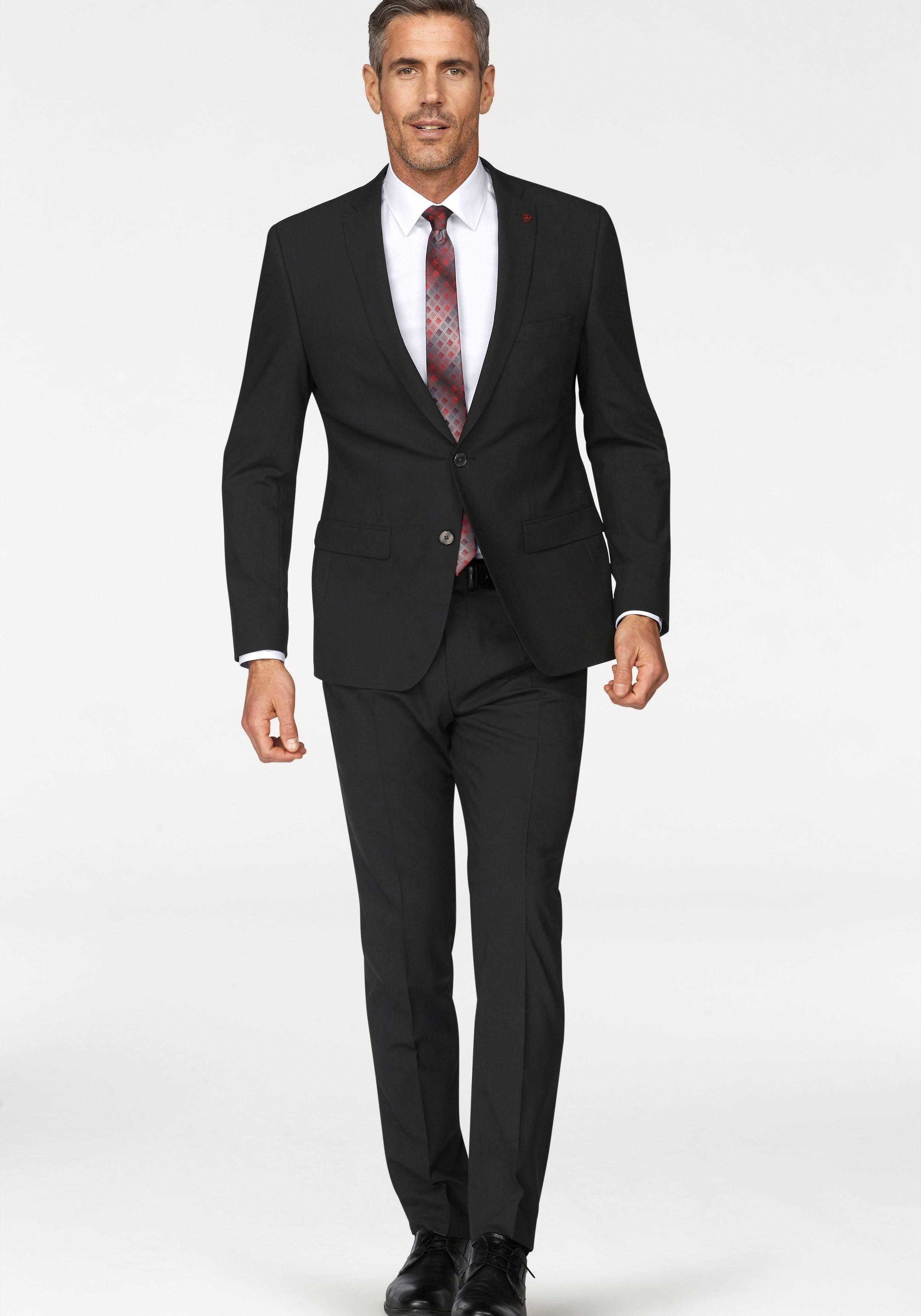 Roy Robson Anzug (2 tlg) Slim Fit Form, Modischer Anzug für jeden Anlass online kaufen | OTTO