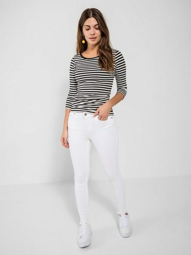 Pieces Cropped Jeans