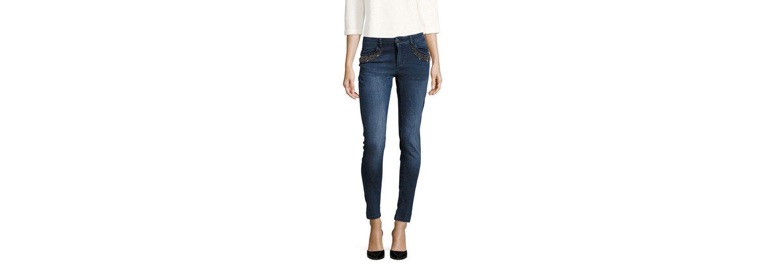 Billigste Zum Verkauf Cartoon Jeans mit Schmuckdetails Günstig Kaufen Schnelle Lieferung Günstig Kaufen Mode-Stil 1FUTsrrm
