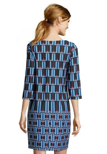 Cartoon kurzes Kleid mit Allover Muster