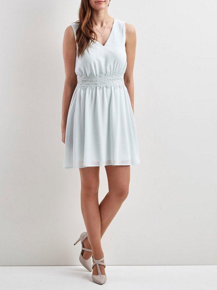 Vila V-Ausschnitt- Kleid online kaufen | OTTO