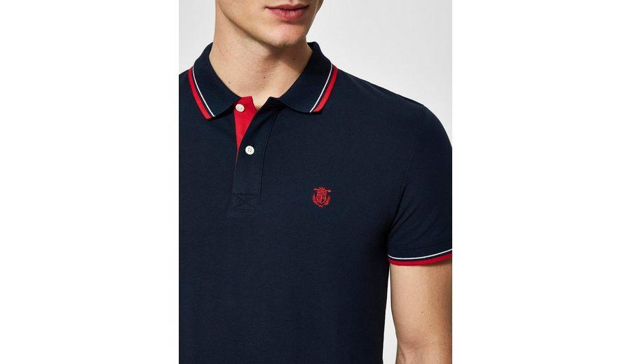 Billig Ausverkauf Store Freies Verschiffen Browse Selected Femme Klassisches Poloshirt Spielraum Sehr Billig Rabatt Wahl Md1mA