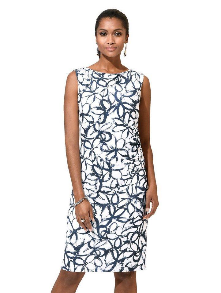 separation shoes 65d21 44857 Alba Moda Kleid allover im floralen Print kaufen | OTTO