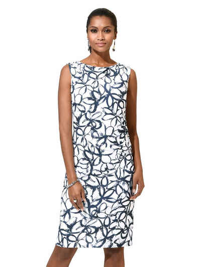 e168d97124b0c1 Alba Moda Kleid allover im floralen Print