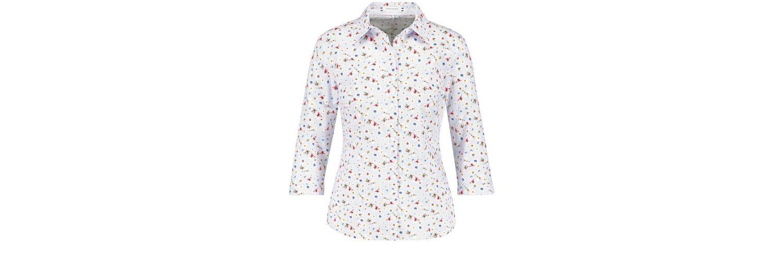 Gerry Weber Bluse 3/4 Arm 3/4 Arm Bluse mit Minimaldessin Billig Verkaufen Wiki yYeUnFJzn
