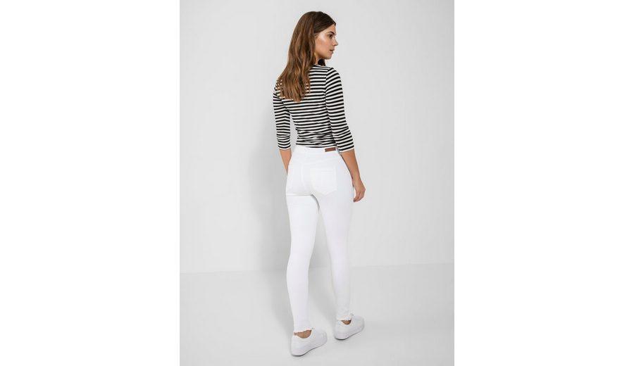 Sammlungen Zum Verkauf Exklusive Verkauf Online Pieces Kurz geschnittene Jeans Billig Verkauf Rabatt Preis B06YM