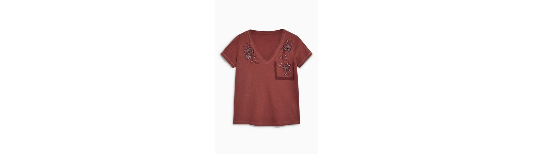 Günstig Online Kaufen Countdown-Paket Zum Verkauf Next Besticktes T-Shirt Wie Viel Zu Verkaufen Freies Verschiffen Zuverlässig 8uqIu7Vk