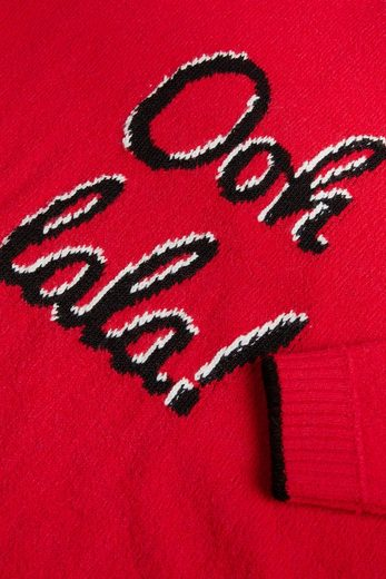 "Next Pullover mit Schriftzug""Ooh La La"""