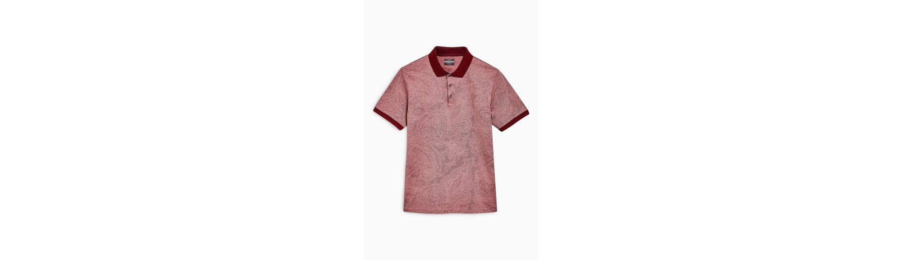 Bestbewertet Billige Amazon Next Hochwertiges Poloshirt mit Paisley-Muster Rabatt 100% Original Erstaunlicher Preis Günstige Kaufladen OMlkfI3