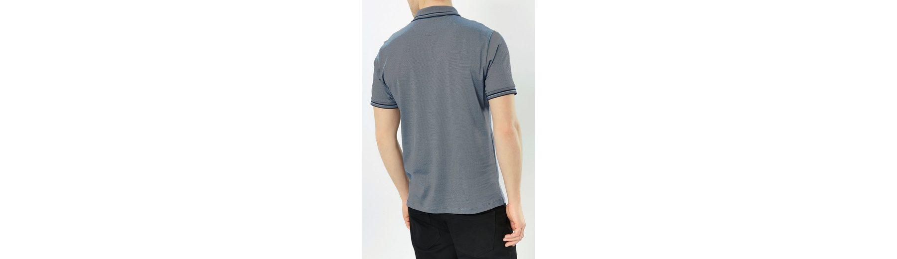 Next Hochwertiges, mercerisiertes Poloshirt