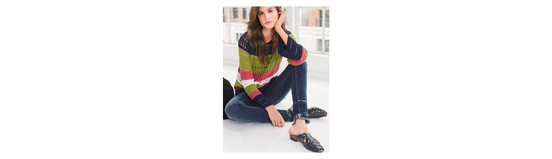 Next Skinny-Jeans mit unversäubertem Saum Rabatt Exklusiv vjsyu