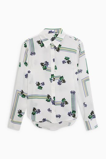 Next Soft Blouse With Floral Pattern