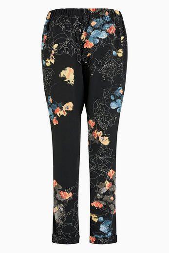 Next Hosen mit floralem Muster