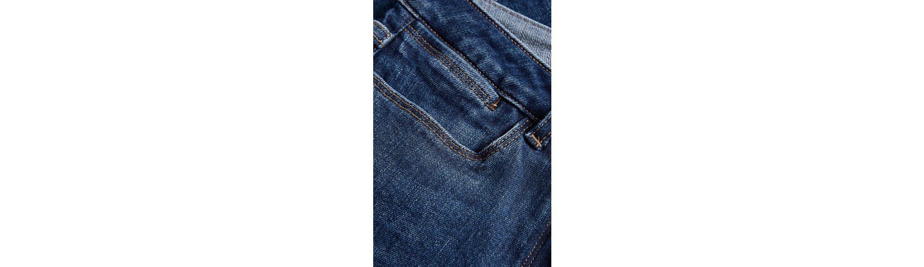 Next Skinny-Jeans mit Saum in Used-Optik Rabatt Heißen Verkauf JYsZi7LJ