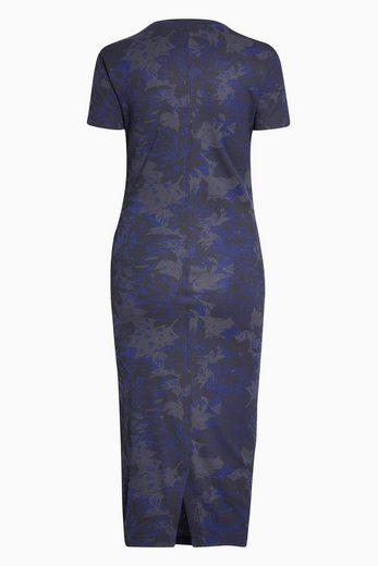 Next Mittellanges Kleid mit Schleife vorne