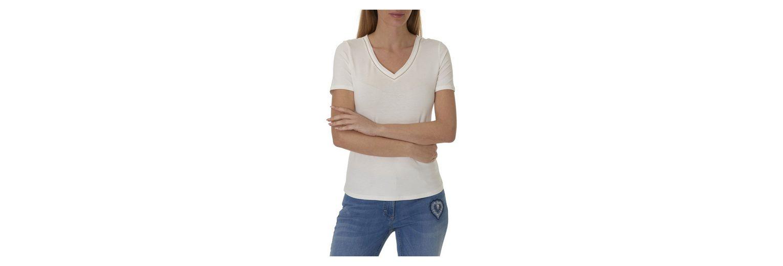 Betty Barclay Shirt mit ausgefallenem V-Ausschnitt Verbilligte Austrittsspeicherstellen 7oSDEP9aBM