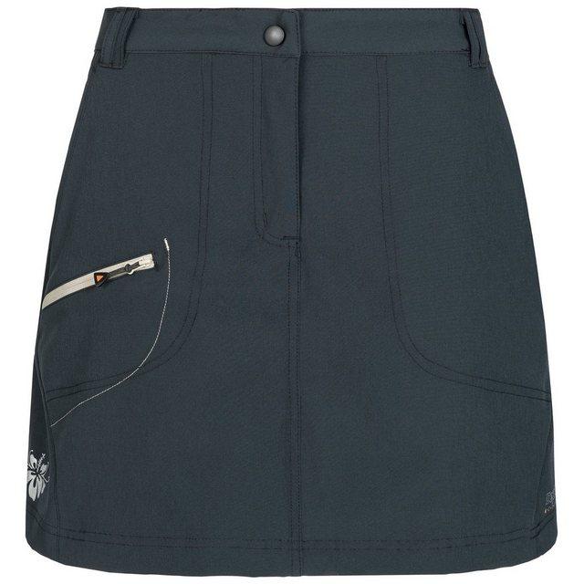 Hosen - DEPROC Active 2 in 1 Shorts »GRANBY SKORT Short Rock« auch in Großen Größen erhältlich › grau  - Onlineshop OTTO
