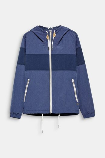 Edc By Esprit Sportive Transition Jacket With Hood