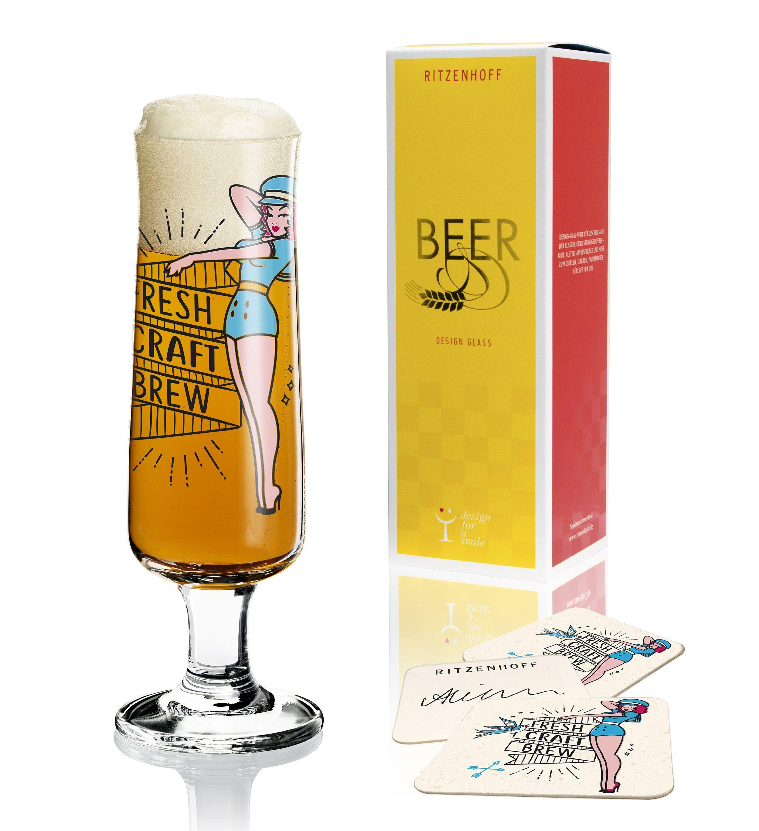 Ritzenhoff Beer Bierglas A. Wilson F18