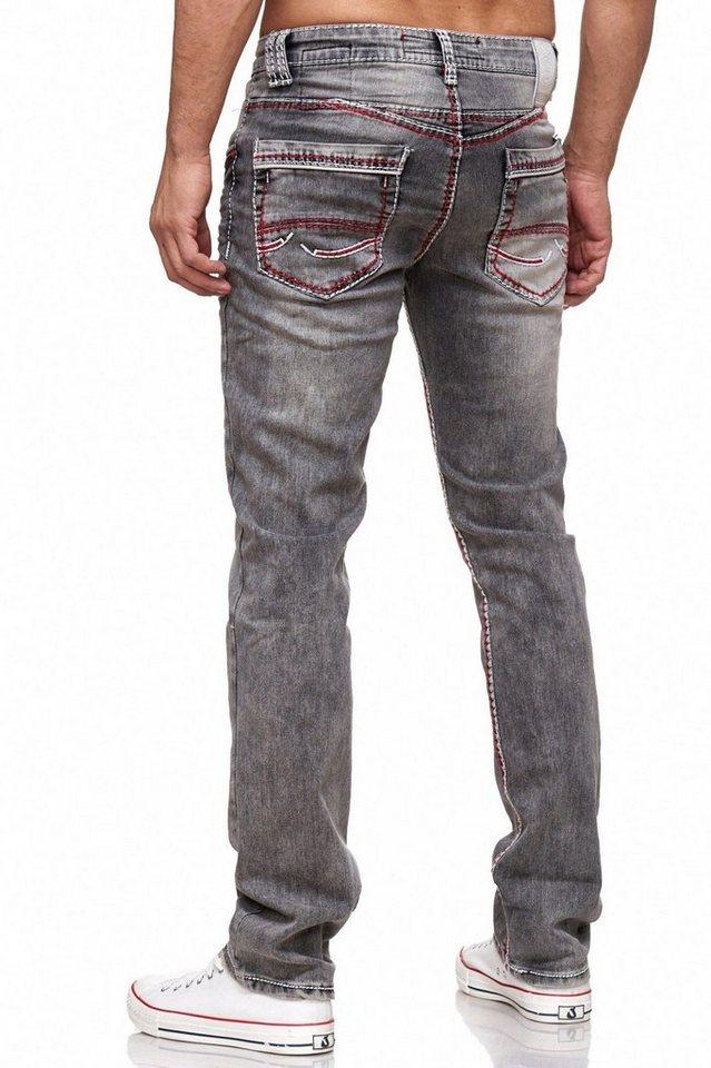 f0730a79d27e1d Rusty Neal Jeans mit zweifarbigen Nähten kaufen | OTTO