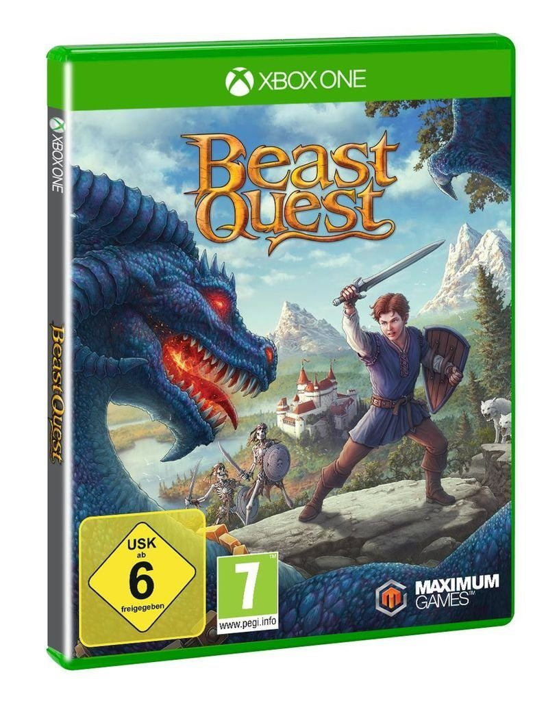 Maximum Games XBOX One - Spiel »Beast Quest«