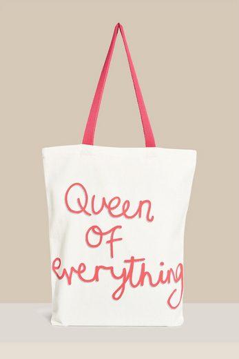 Next Queen of Everything Shopper-Tasche