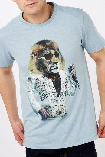 Prochain T-shirt Avec Motif De Lion