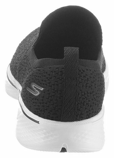 SKECHERS PERFORMANCE Go Walk 4-Gifted Slipper, mit 5-Gen Technologie