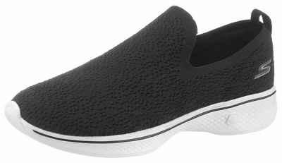 Skechers Damen You-Inspire Slip on Sneaker, Blau (Nvy), 38 EU (5 UK)