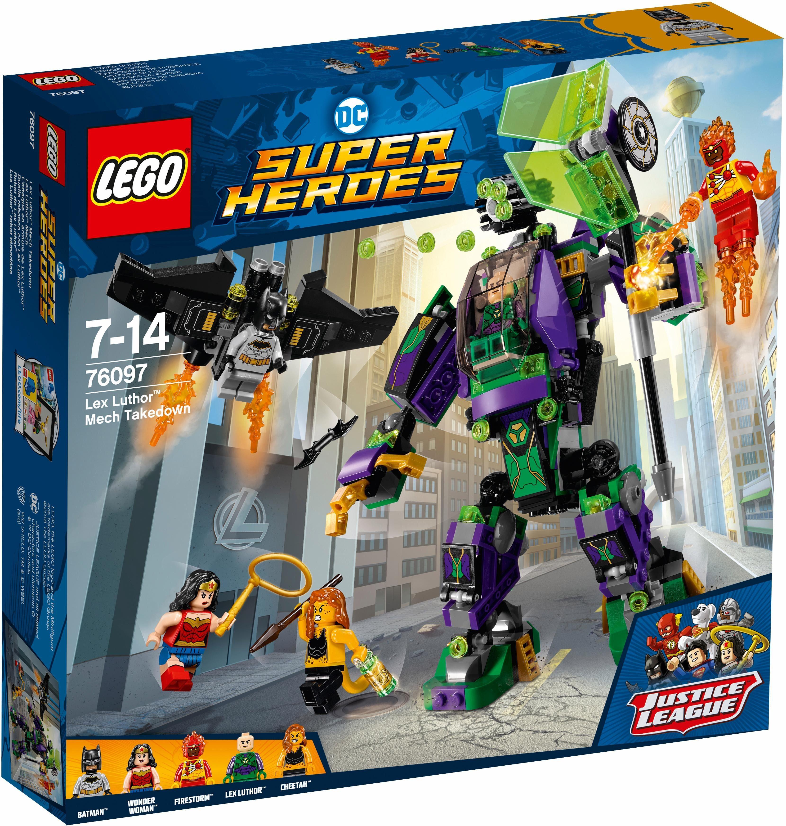 LEGO® Lex Luthor™ Mech (76097), »LEGO® DC Comics Super Heroes«