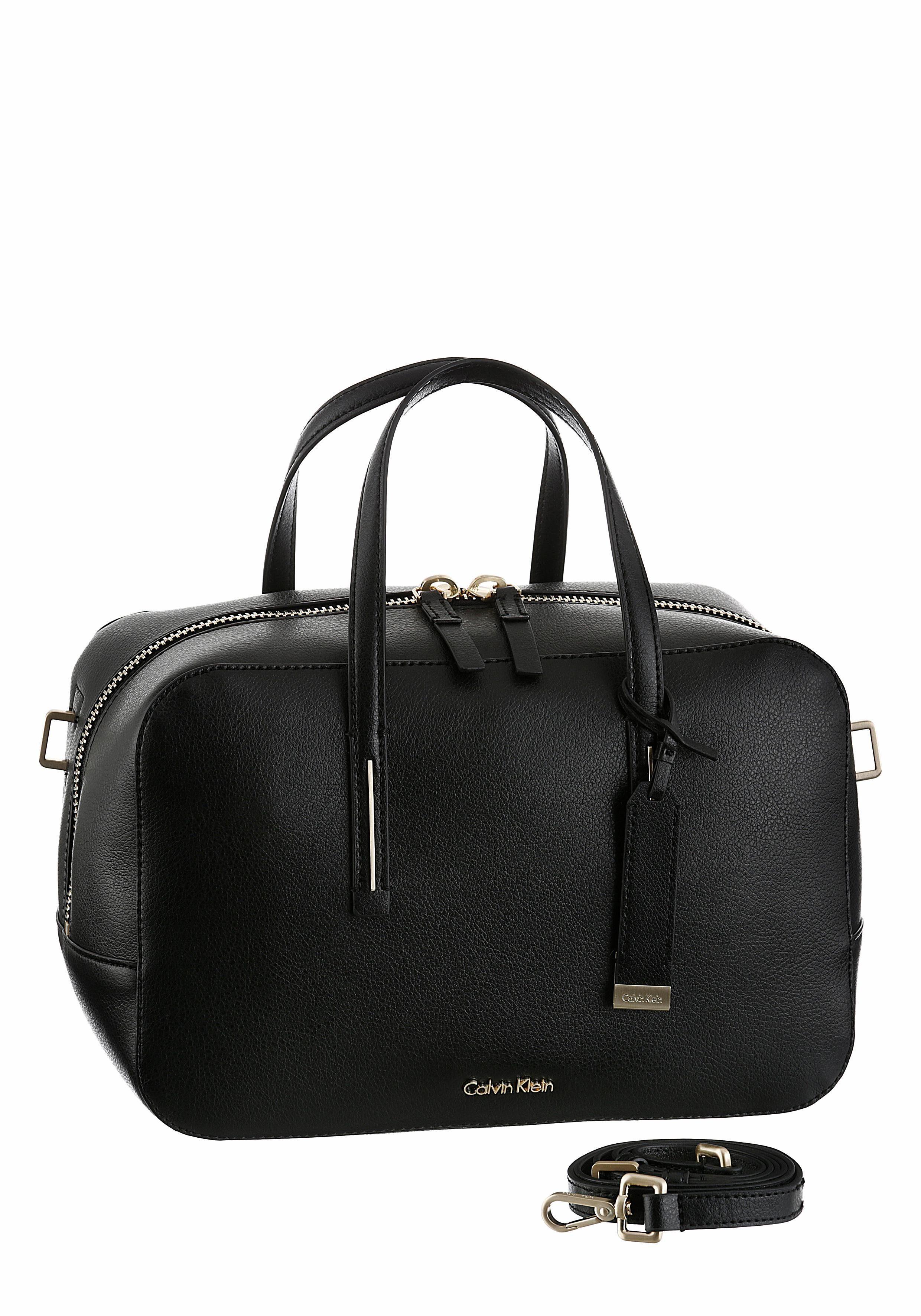 Calvin Klein Henkeltasche »DUFFLE BAG«, in schlichter Optik mit kleinem Logo