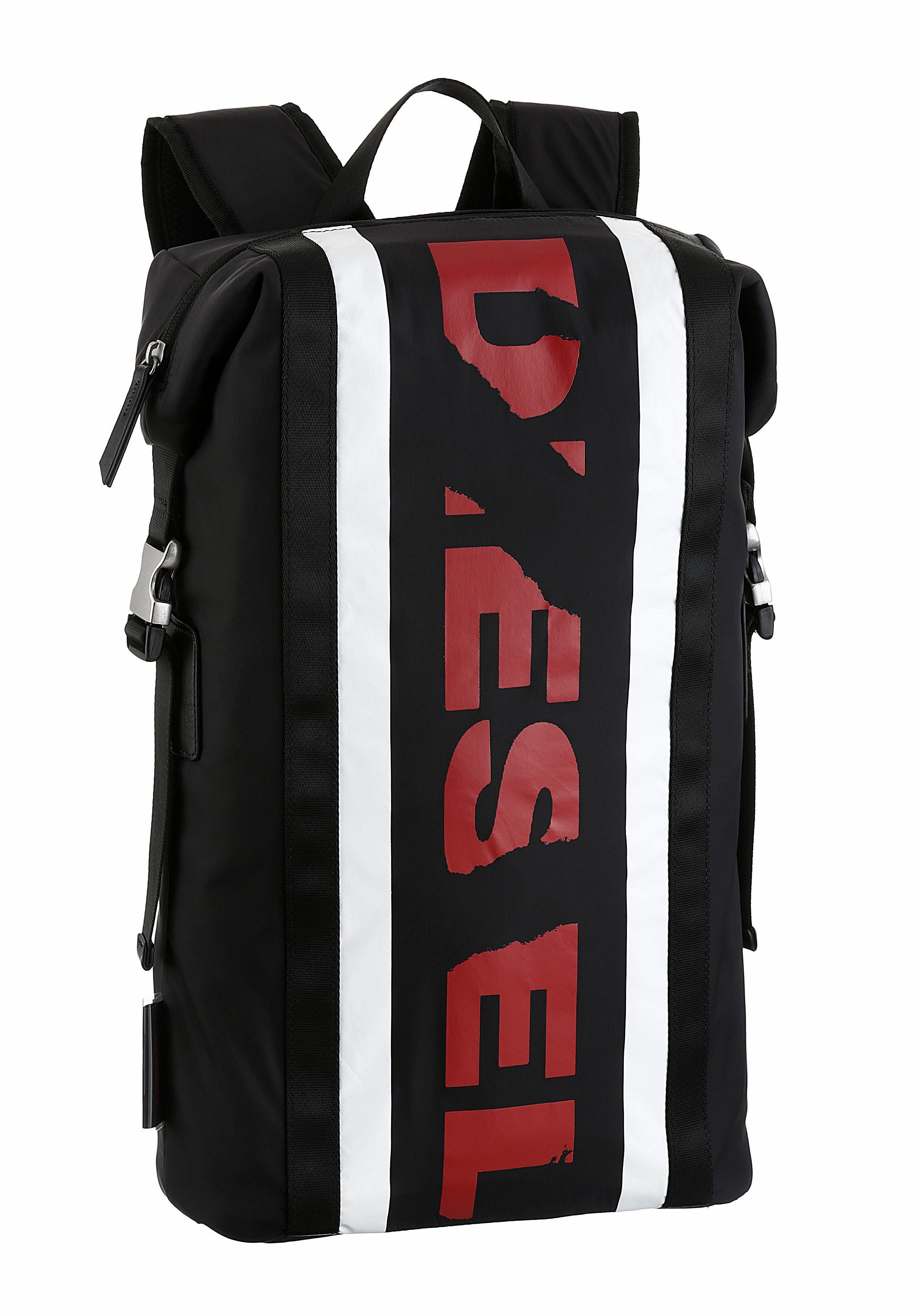 Diesel Daypack, mit Laptopfach
