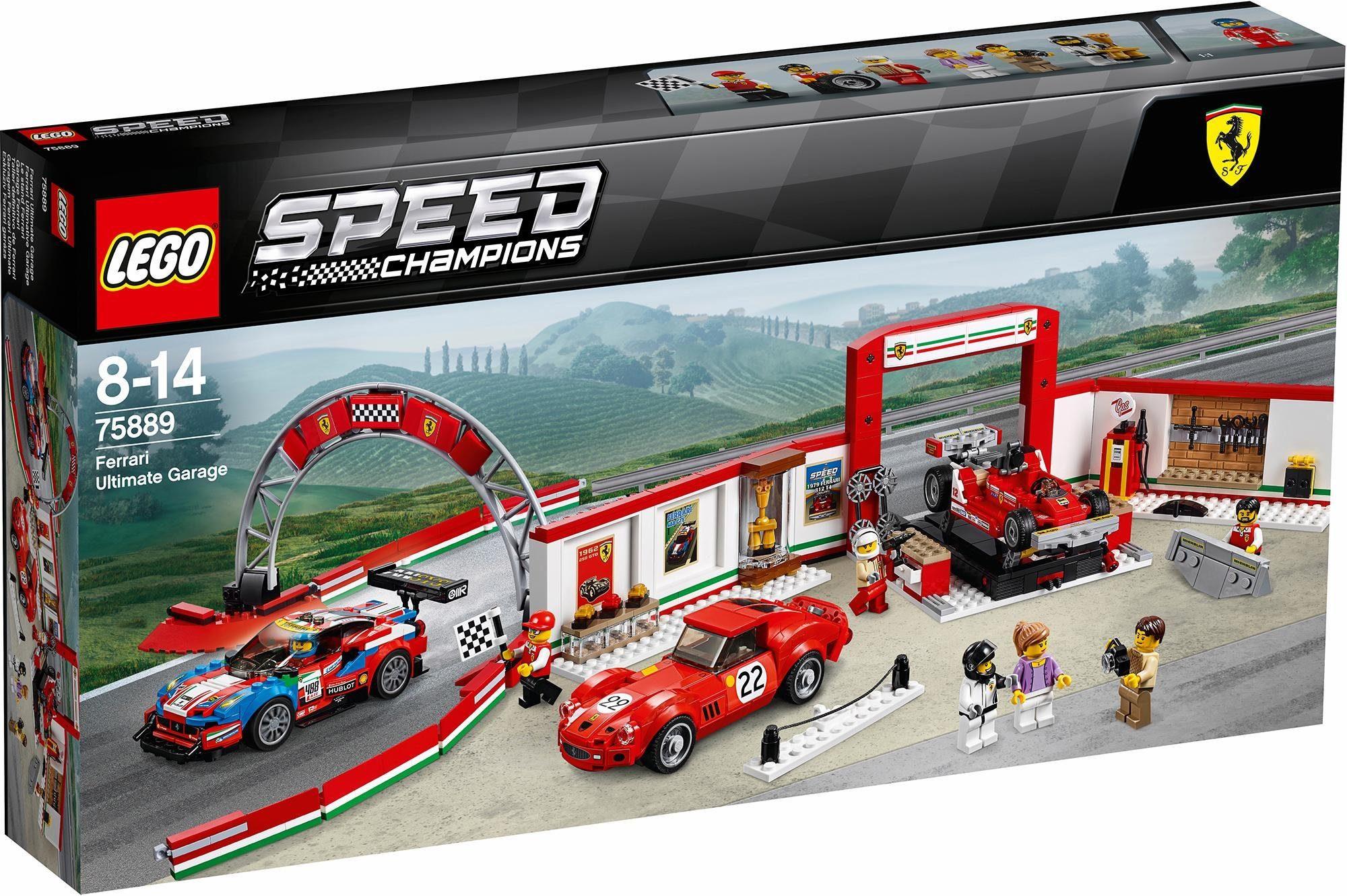 LEGO® Ferrari Ultimative Garage (75889), »LEGO® Speed Champions«