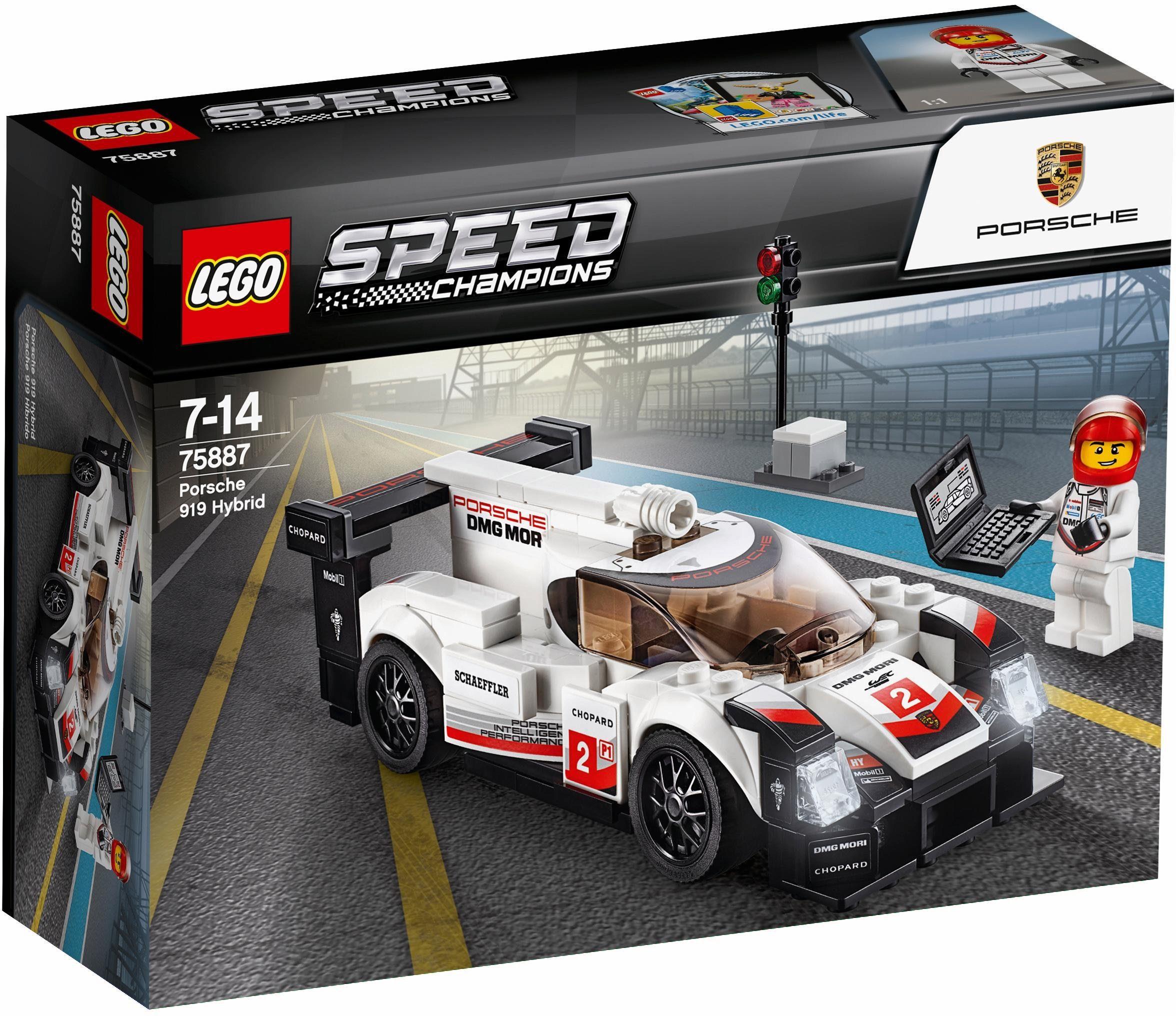 LEGO® Porsche 919 Hybrid (75887), »LEGO® Speed Champions«