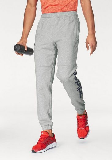adidas Performance Jogginghose ESSENTIALS LINEAR TAPEREDFRENCH TERRY PANT