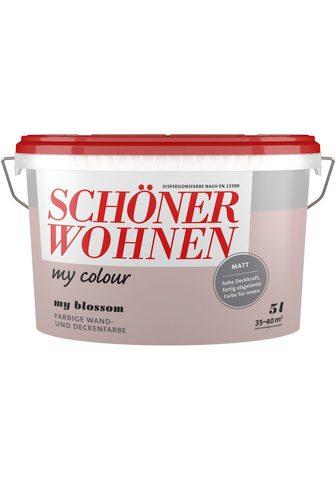 SCHÖNER WOHNEN KOLLEKTION Gražus WOHNEN FARBE Wand- ir Deckenfar...