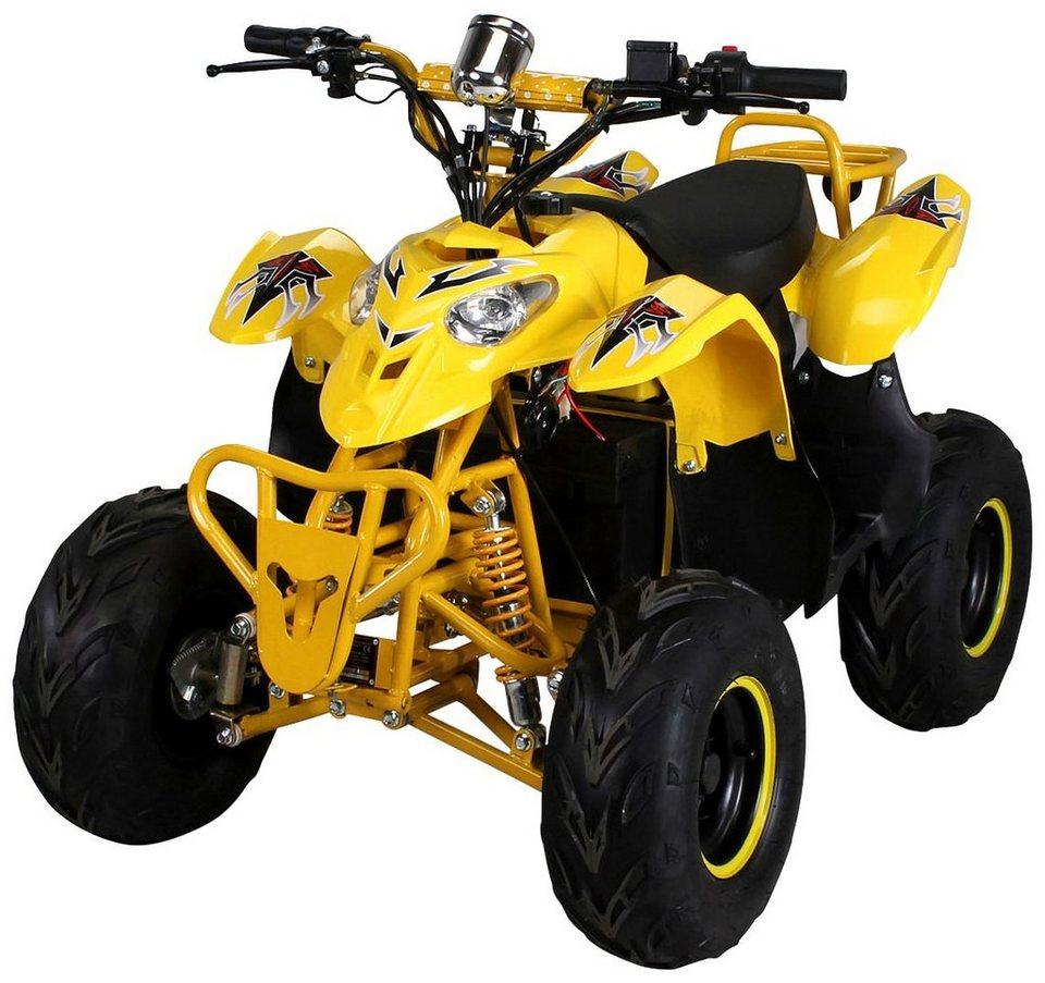 Actionbikes motors quad s polari style« für kinder ab