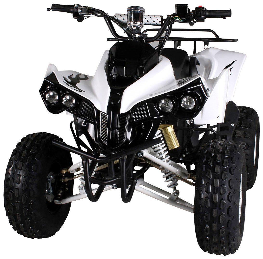 ACTIONBIKES MOTORS Quad »S-10«, für Kinder ab 10 Jahre, 48 Volt
